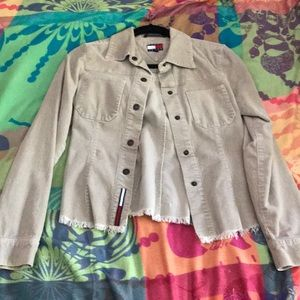 vintage tommy jeans jacket